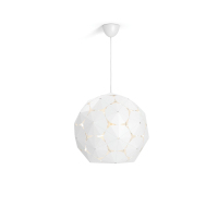 Philips by Signify CORKWOOD white Suspension light (40914/21/PN)