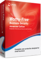 Trend Micro Worry-Free 9, ADV, NEW, 10 US, 1Y (CM00872993)