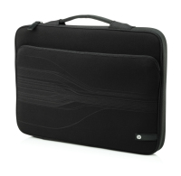 HP 14 Zoll Notebook-Etui (Black Stream) (WU676AA#ABL)