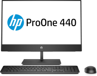 HP 440 ProOne 440 G4 23,8 Zoll All-in-One Business-PC, ohne Touch-Funktion (4NT80EA)