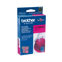 Brother LC-980M (4977766659628)