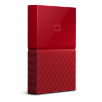 Western Digital My Passport (WDBYNN0010BRD-WESN)