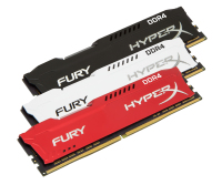 HyperX FURY Memory Red 16GB DDR4 2133MHz Kit (HX421C14FR2K2/16)