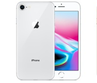 Apple iPhone 8 64GB Silber (MQ6H2ZD/A)