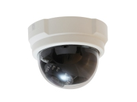 LevelOne Fixed Dome Network Camera, 5-Megapixel, PoE 802.3af, Day & Night, IR LEDs, WDR (57103107)
