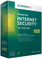 Kaspersky Lab Internet Security for Android (KL1091GBBFS)