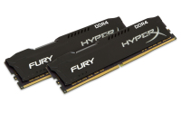 HyperX FURY Memory Black 32GB DDR4 2133MHz Kit (HX421C14FBK2/32)