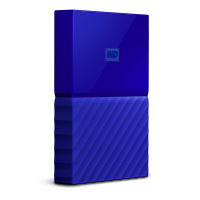 Western Digital My Passport (WDBYNN0010BBL-WESN)