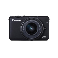 Canon EOS M10 + EF-M 15-45mm f/3.5-6.3 IS STM (0584C012)