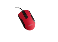 Approx USB Optical Mouse Red (APPOMOFFICER)