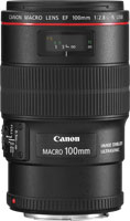 Canon EF 100mm f/2.8L Macro IS USM (3554B005)