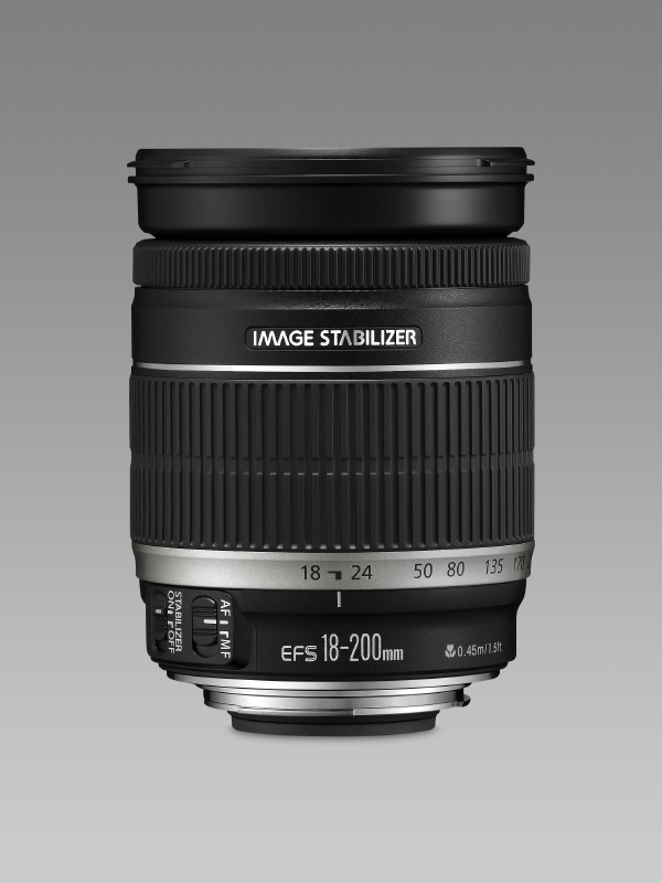 Canon EF-S 18-200mm f/3.5-5.6 IS (2752B005)