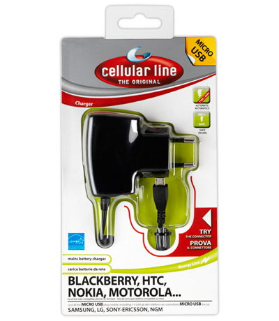 Cellular Line CHARGER (ACHMICROUSB1)