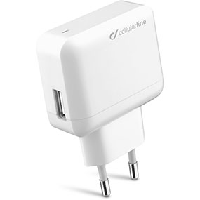 Cellular Line USB CHARGER ULTRA (ACHUSBMOBILE2AW)