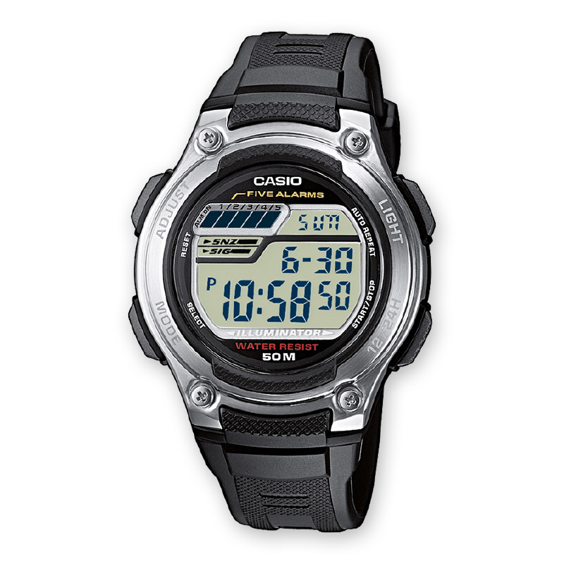 Casio W-212H-1AVES (W-212H-1AVES)