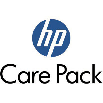 HP 3 year Travel Next Business Day Low End Notebook Only Hardware Support (UC909E)