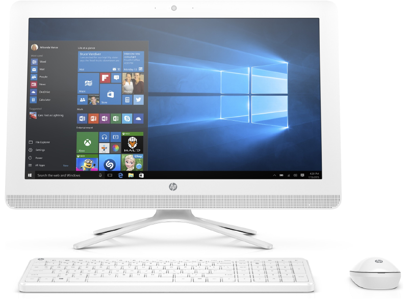 HP All-in-One – 22-b065ng (1ED83EA)