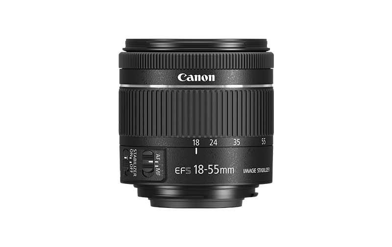Canon EF-S 18-55mm f/4-5.6 IS STM (1620C005)