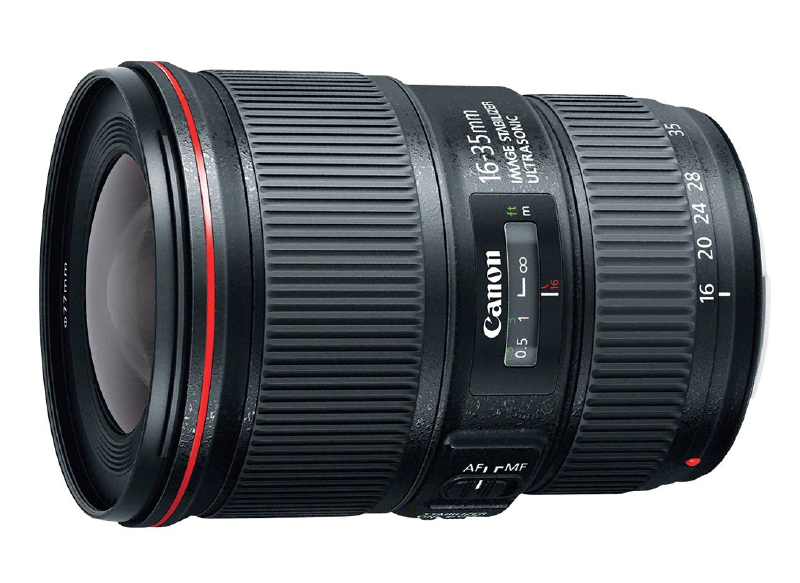Canon EF 16-35mm f/4L IS USM (4549292009903)