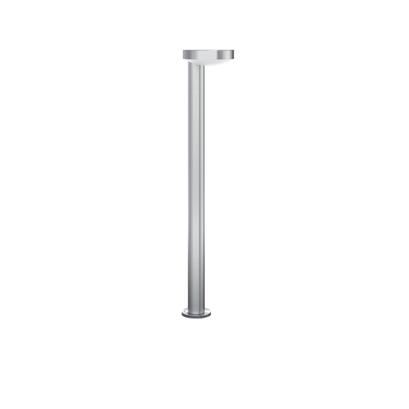 Philips by Signify myGarden Cockatoo inox LED Pedestal/post (16493/47/P0)