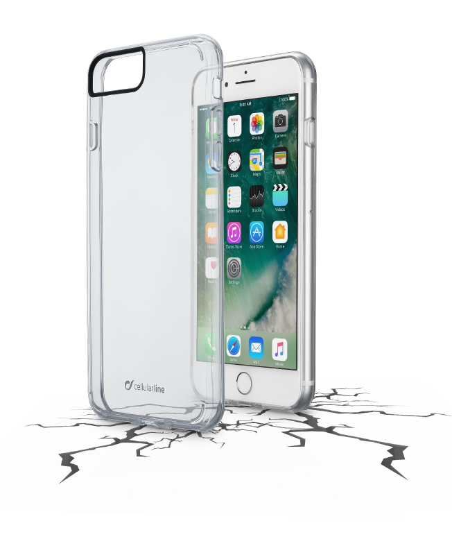 Cellular Line CLEAR DUO (CLEARDUOIPH755T)