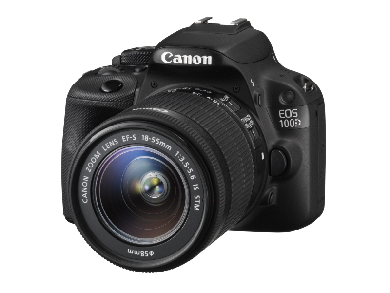 Canon EOS 100D + EF-S 18-55mm (8576B022)