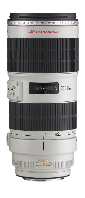 Canon EF 70-200mm f/2.8L IS II USM (4960999575070)