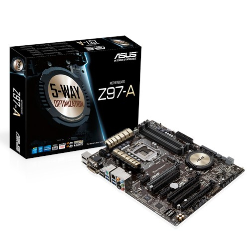 ASUS Z97-A (90MB0ID0-M0EAY0)