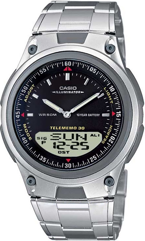 Casio AW-80D-1AVES (AW-80D-1AVES)