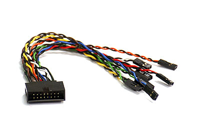 Supermicro Front Panel Switch Cable (CBL-0084L)