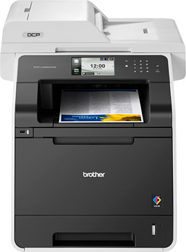 Brother DCP-L8450CDW (DCP-L8450CDW)