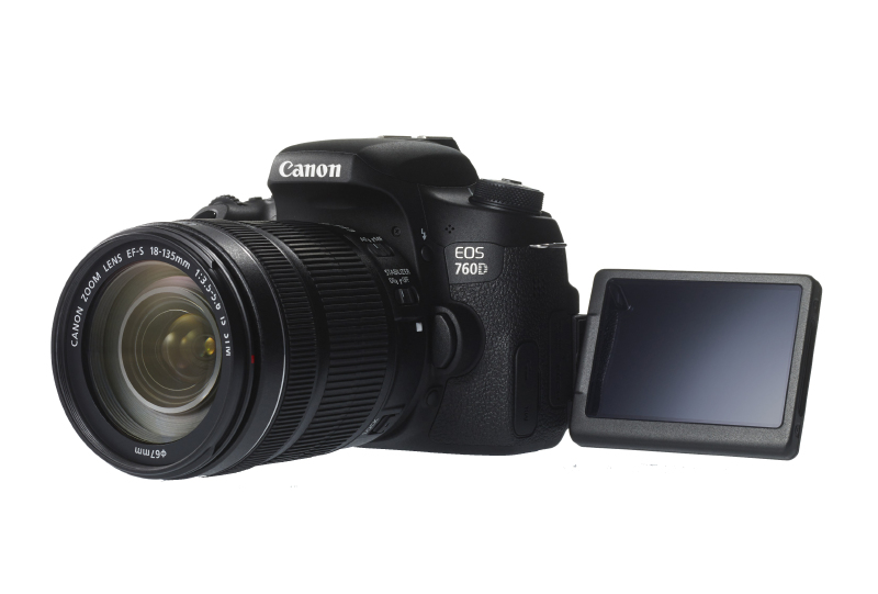 Canon EOS 760D + EF-S 18-135mm (0021C023)